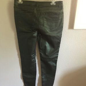 Gianni Bini leather pants
